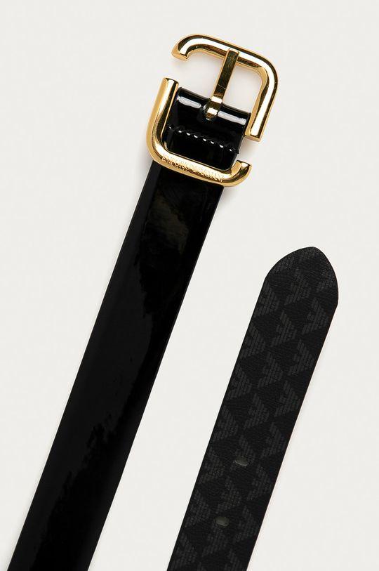 Emporio Armani - Opasok čierna