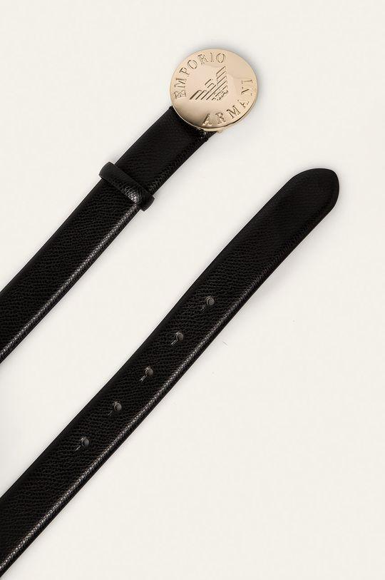 Emporio Armani - Pásek černá