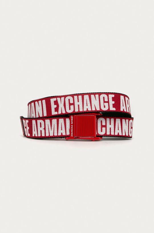 červená Armani Exchange - Opasok Dámsky