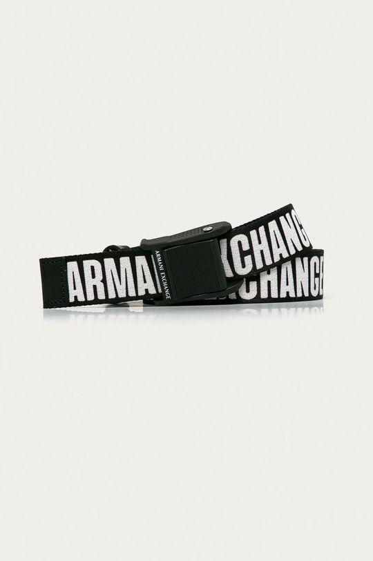 negru Armani Exchange - Curea De femei