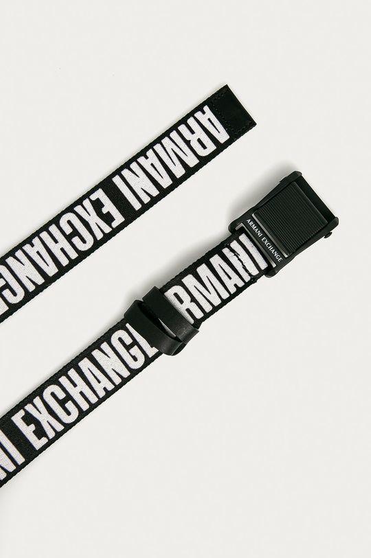 Armani Exchange - Curea negru