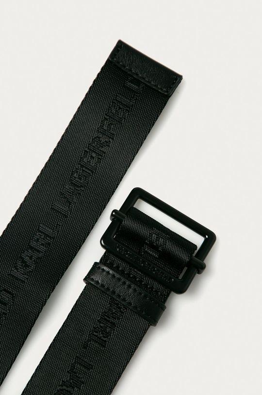 Karl Lagerfeld - Pasek czarny