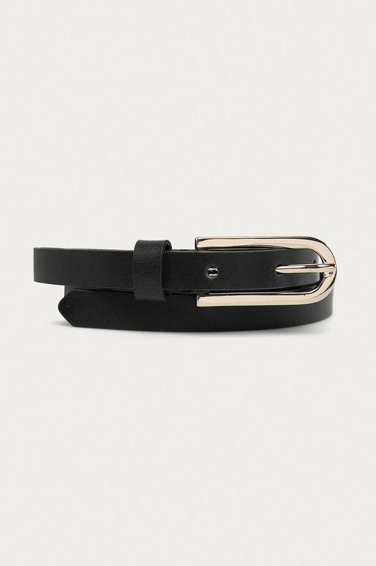 negru Trussardi Jeans - Curea de piele De femei