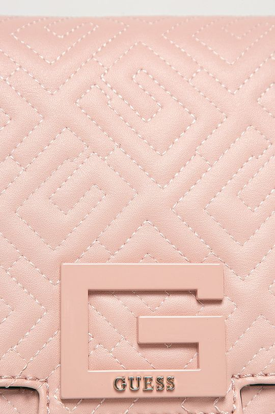 Guess - Pasek różowy
