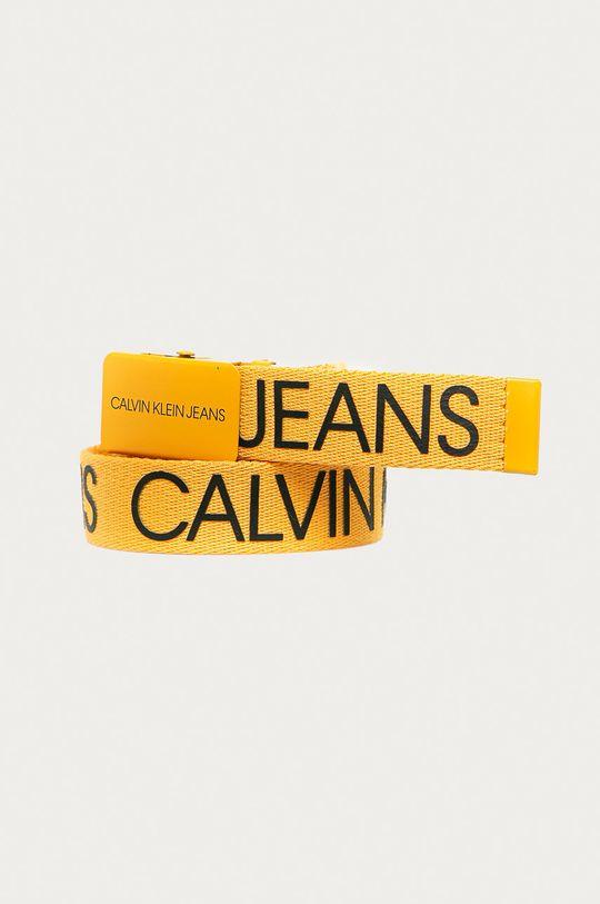 mustar Calvin Klein Jeans - Curea copii De copii