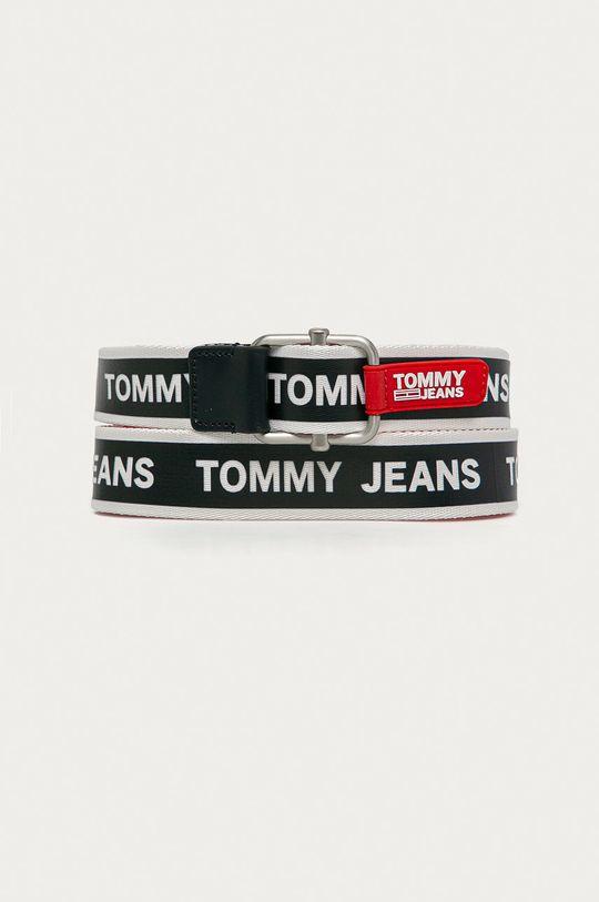 červená Tommy Jeans - Opasok Pánsky