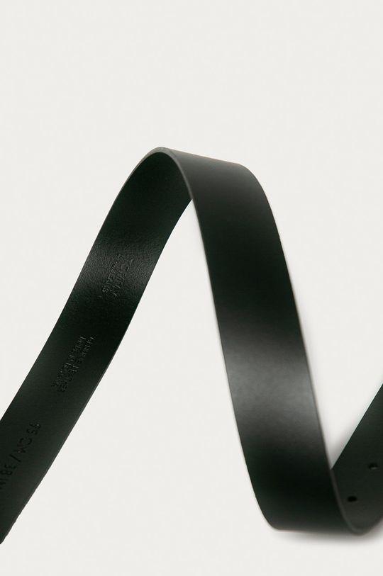Tommy Jeans - Curea de piele  Materialul de baza: 100% Piele naturala