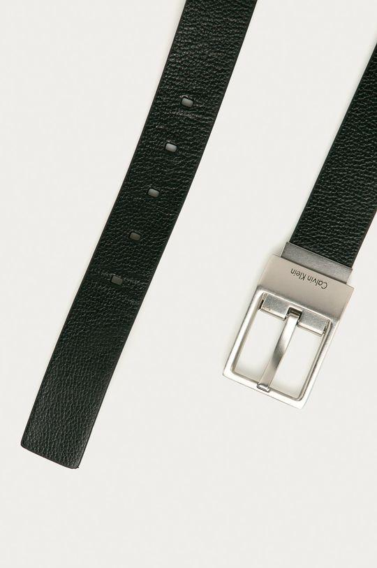 Calvin Klein - Pasek skórzany 100 % Skóra naturalna