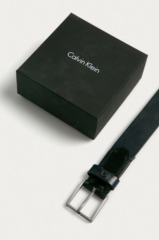 Calvin Klein - Curea de piele  100% Piele naturala