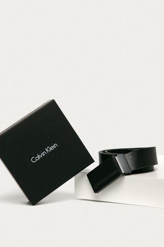 Calvin Klein - Curea de piele  Piele naturala