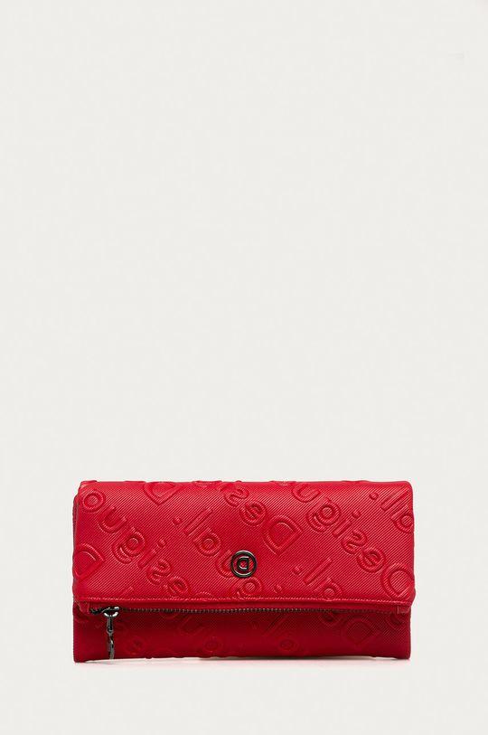 červená Desigual - Peňaženka Dámsky