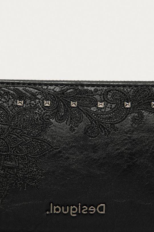 Desigual - Portfel czarny