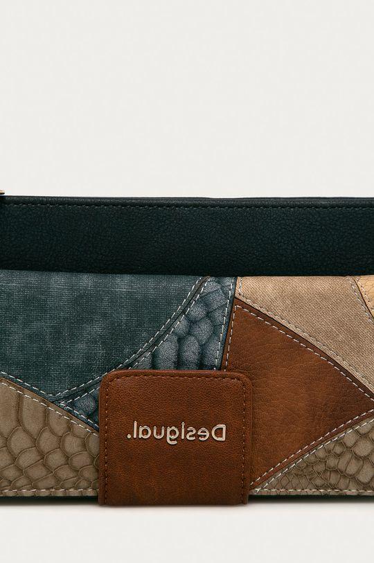 Desigual - Peňaženka viacfarebná