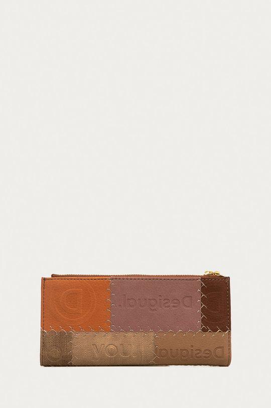 hnedá Desigual - Peňaženka