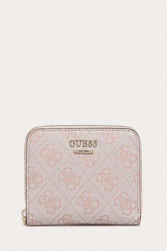 пастельно-рожевий Guess Jeans - Гаманець Жіночий