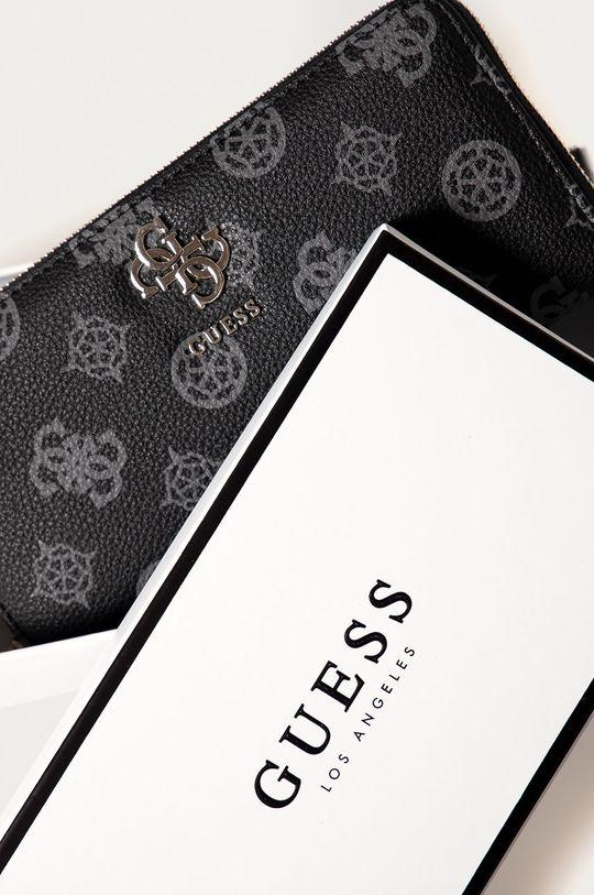 černá Guess Jeans - Peněženka