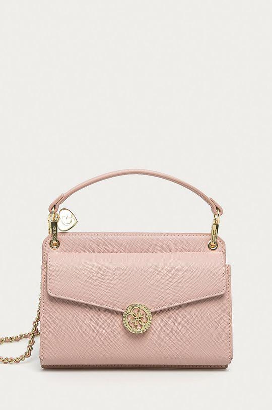 roz pastelat Guess Jeans - Poseta De femei