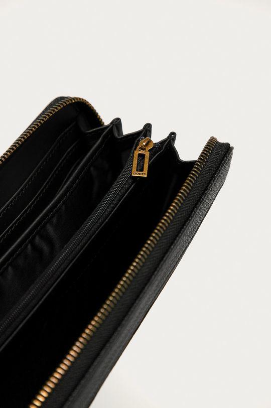 Guess Jeans - Peňaženka čierna