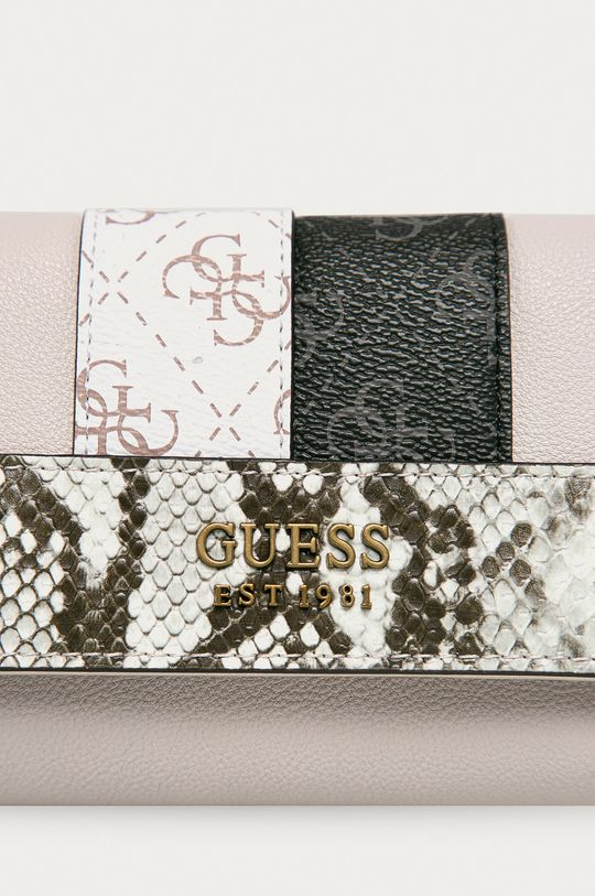 Guess Jeans - Portfel beżowy