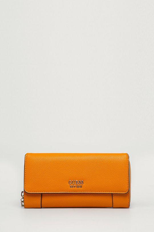 narancssárga Guess Jeans - Pénztárca Női