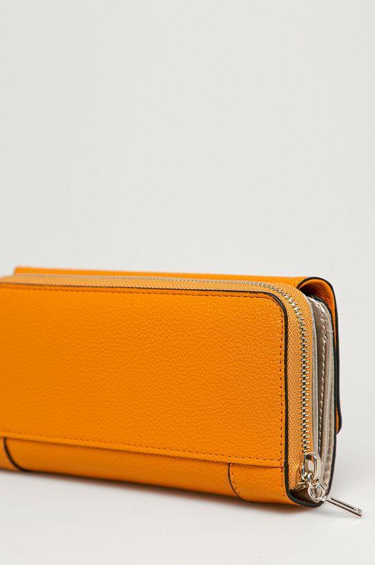 Guess Jeans - Pénztárca narancssárga