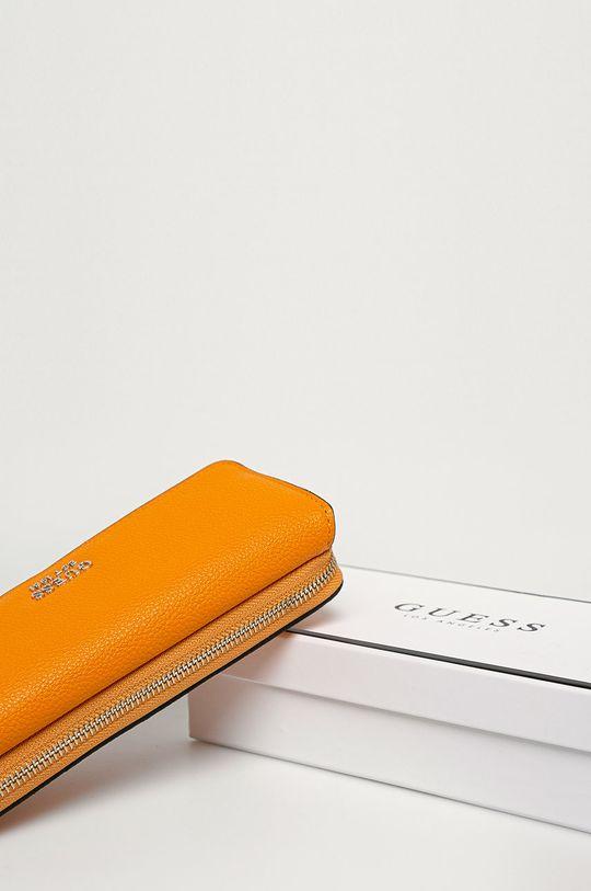 narancssárga Guess Jeans - Pénztárca