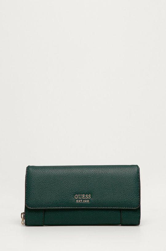 zöld Guess Jeans - Pénztárca Női