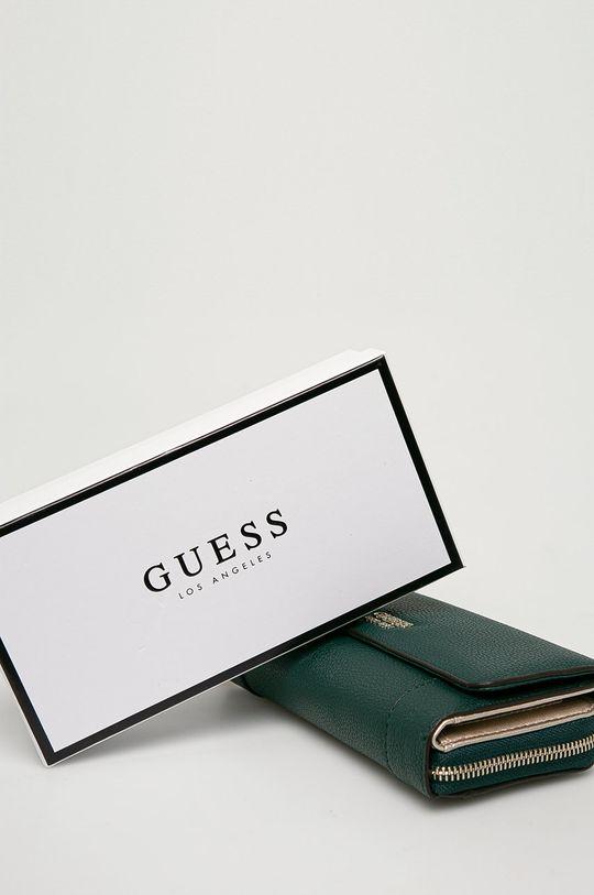zöld Guess Jeans - Pénztárca