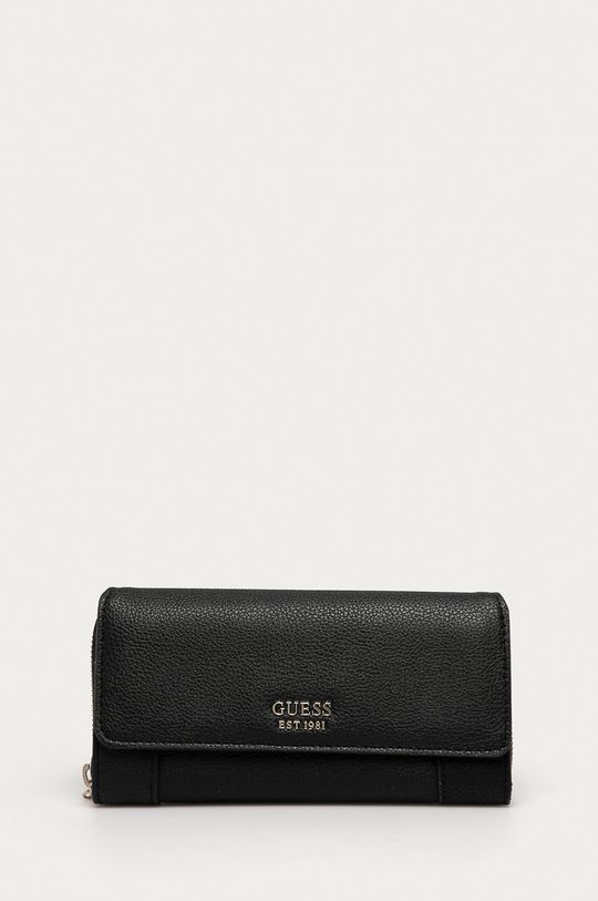negru Guess Jeans - Portofel De femei