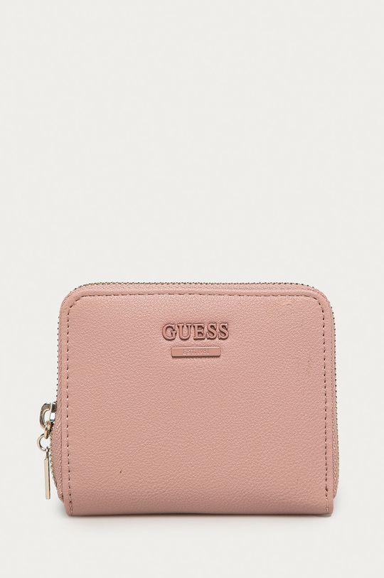 rózsaszín Guess Jeans - Pénztárca Női