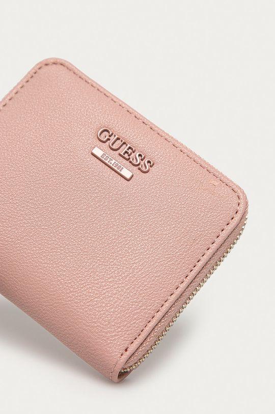 Guess Jeans - Pénztárca rózsaszín