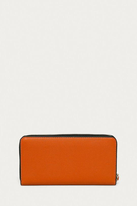 Calvin Klein - Peňaženka oranžová