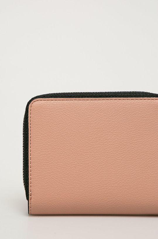 ružová Calvin Klein - Peňaženka