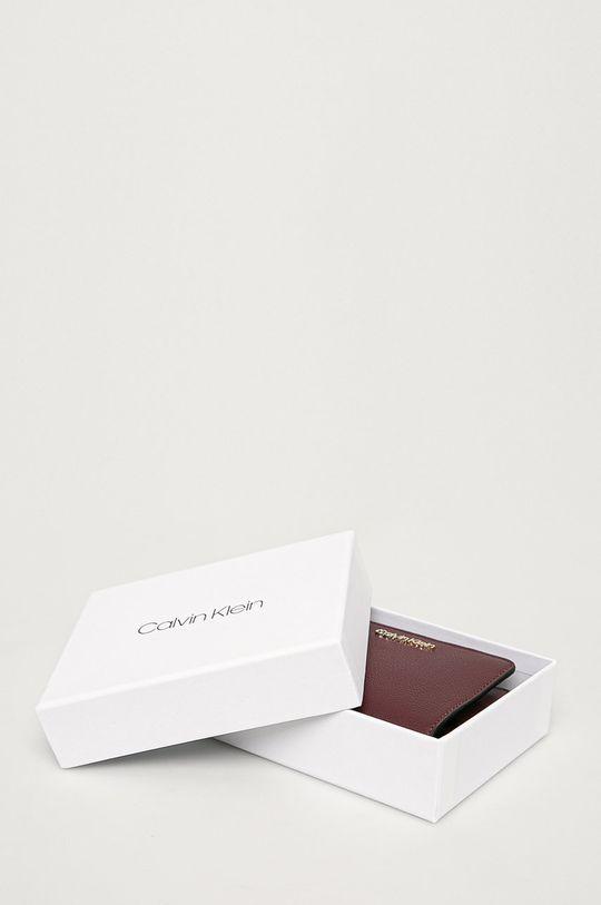 purpurový Calvin Klein - Peňaženka
