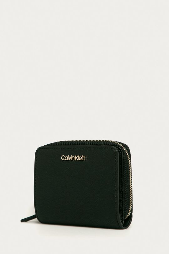 negru Calvin Klein - Portofel