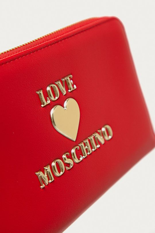 Love Moschino - Peněženka červená