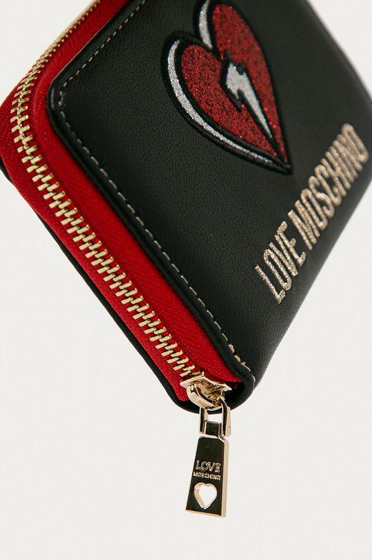 Love Moschino - Peněženka černá