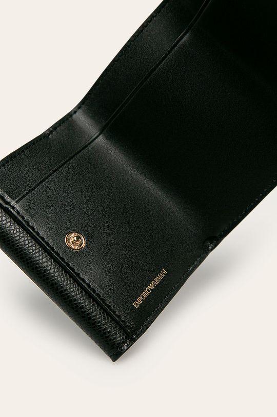 Emporio Armani - Peněženka  Podšívka: 100% Polyester Hlavní materiál: 100% Polyuretan