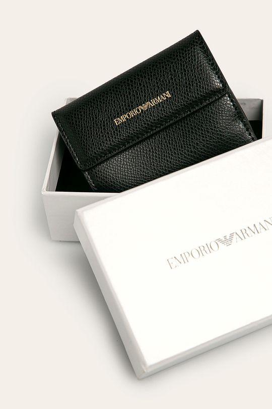 černá Emporio Armani - Peněženka