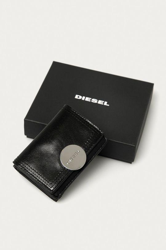 černá Diesel - Kožená peněženka