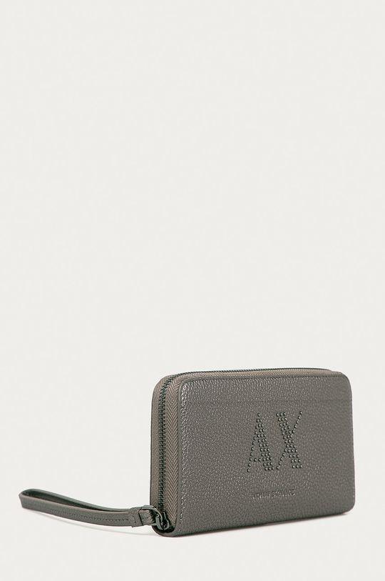 Armani Exchange - Peňaženka  Vnútro: 100% Polyester Základná látka: 100% Polyuretán