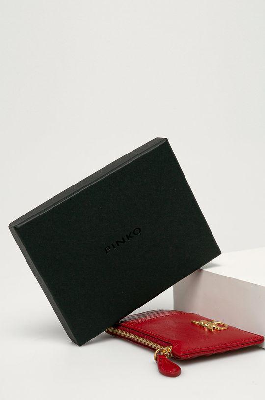 Pinko - Bőr pénztárca  100% természetes bőr