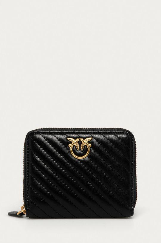 fekete Pinko - Bőr pénztárca Női