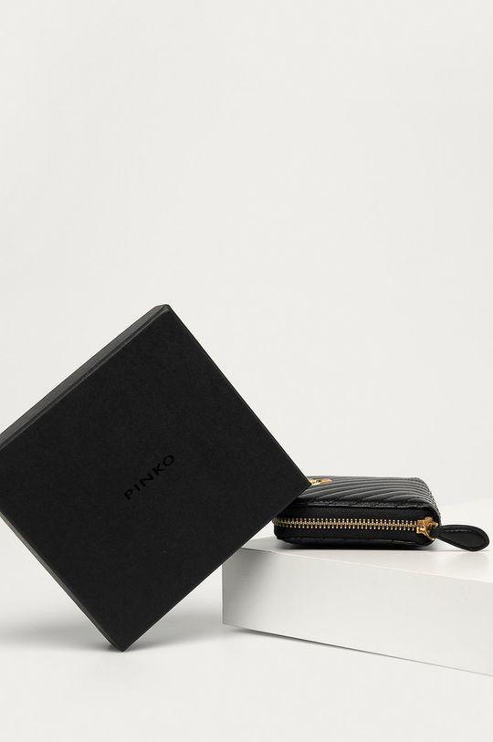 fekete Pinko - Bőr pénztárca