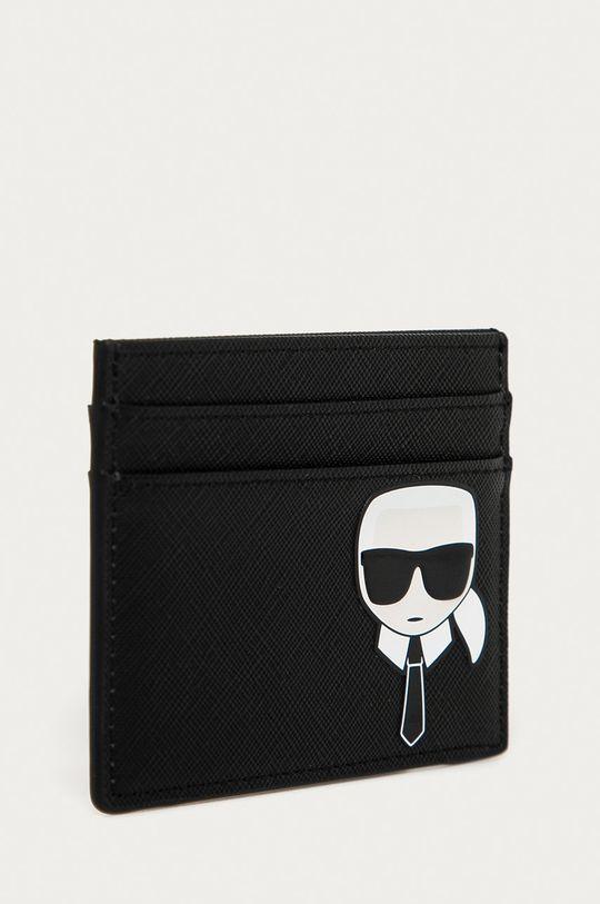 Karl Lagerfeld - Portofel  Materialul de baza: 100% Poliuretan