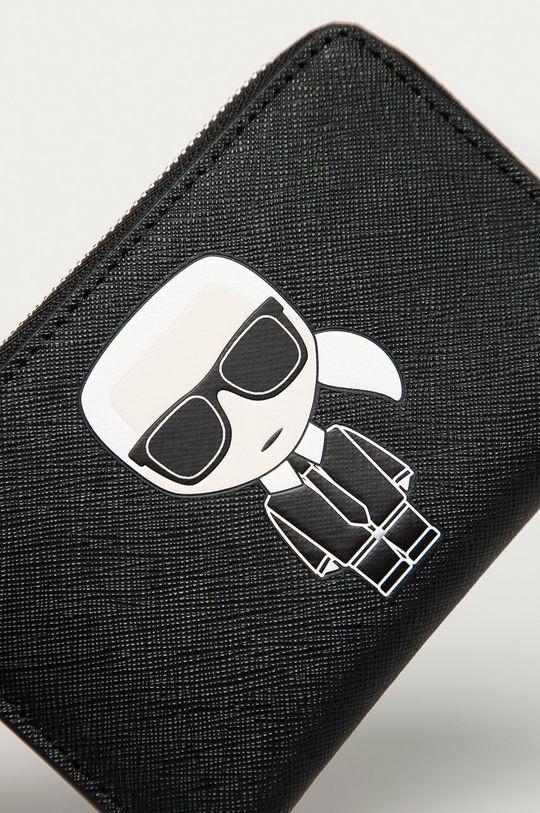 Karl Lagerfeld - Portofel de piele  100% Piele naturala