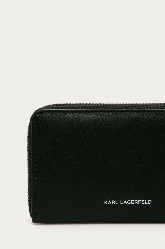 Karl Lagerfeld - Portofel  Materialul de baza: 100% Piele naturala