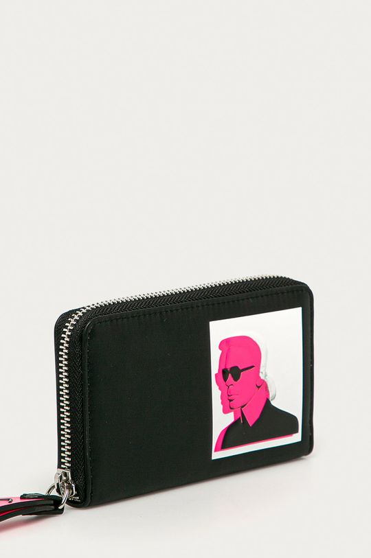 negru Karl Lagerfeld - Portofel