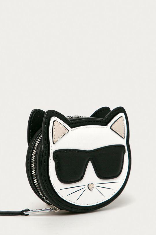 Karl Lagerfeld - Kožená peňaženka  Základná látka: 100% Prírodná koža