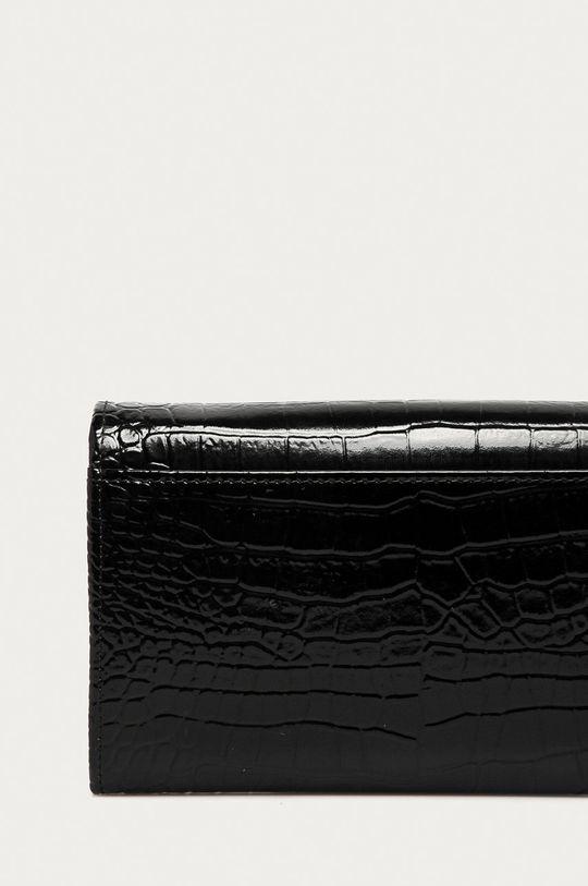 čierna Kurt Geiger London - Kožená peňaženka